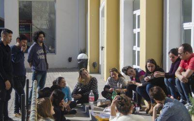 Acompañamiento presencial - Guía Egreso - Acciones con jóvenes - Doncel