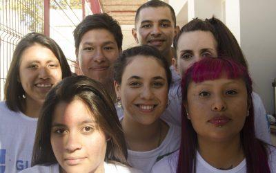 Participación juvenil - Acciones con jóvenes
